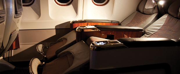 Luxury Seat Control Systems